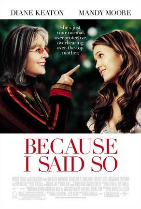 because_i_said_so_poster