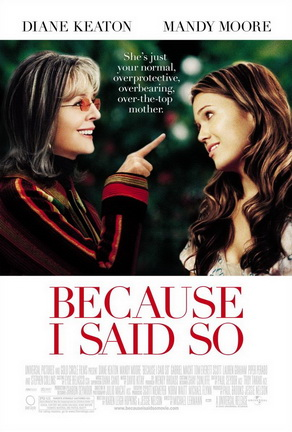 because_i_said_so_poster