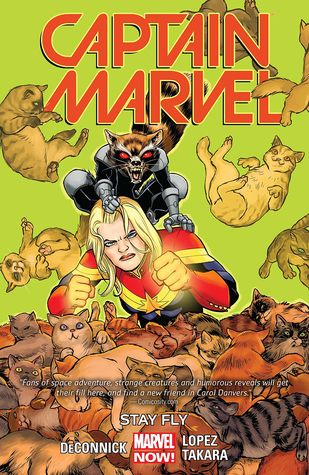 captain marvel vol2