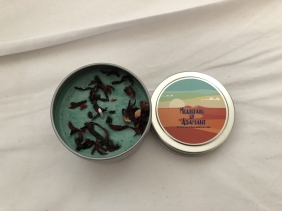 The Wrath & the Dawn inspired Soy Candle