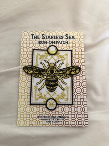 Starless Sea Iron-On Patch created by Dust and Pages