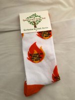 An Ember in the Ashes Socks